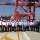 Totallogistic visita el puerto de Ningbo - Totallogistic