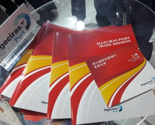Presentación en Shanghai - Totallogistic