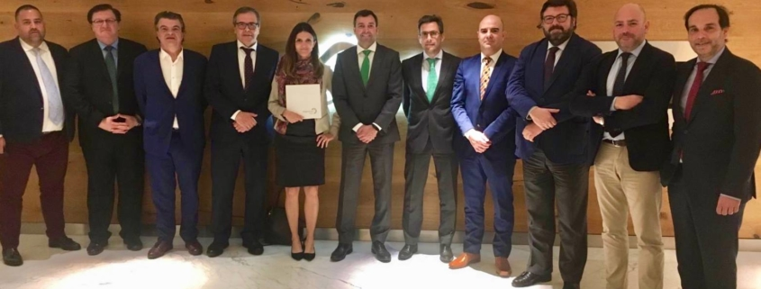 Embajada España en Emiratos Arabes - Totallogistic