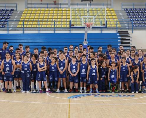 Nuestra apuesta por los jóvenes promesas del baloncesto - Totallogistic
