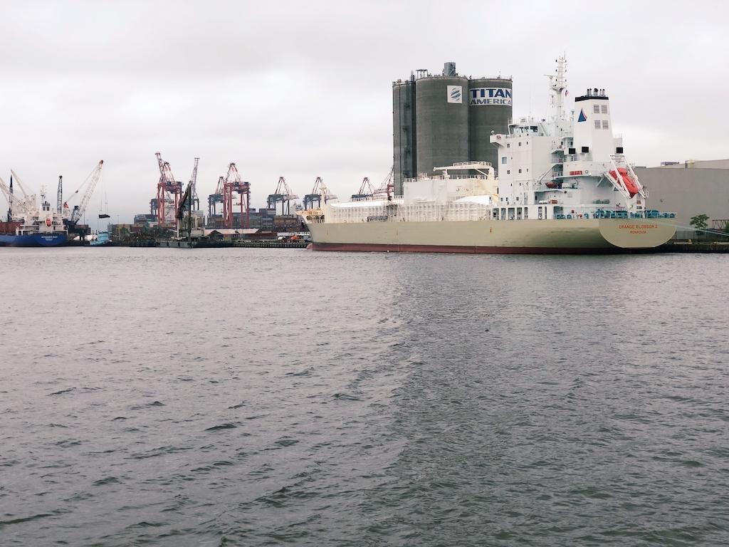 Misión USA   Visita puertos de Nueva York y New Jersey - Totallogistic