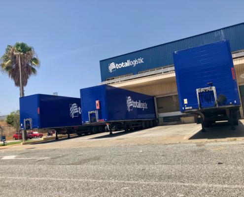 En Total Logistic organizamos la recogida y el transporte de mercancías