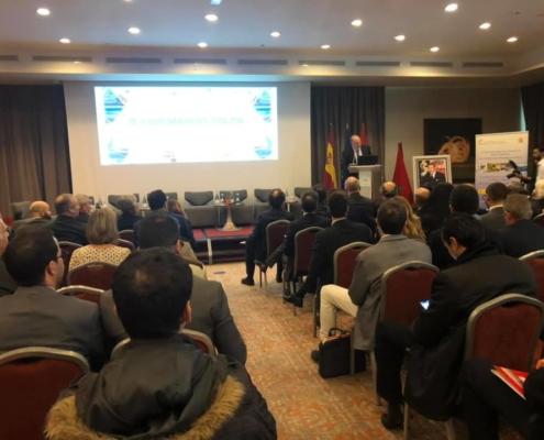 VIII Encuentro empresarial hispano-marroquí del sector marítimo, del transporte y la logística - Totallogistic